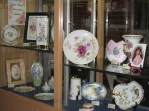 Porcelain Display